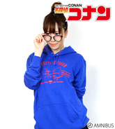 Detective Conan Hoodies and Makeup Pouches Up For Sale on Amnibus!