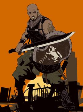 Bodyguard (Jin-Rou DX)