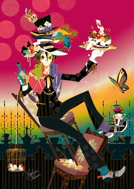 Congratulate you on your easy day crazy Mad Hatter