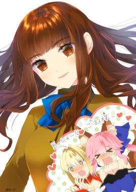 The Servants Hakuno Kishinami Loves