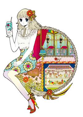 Cafe Otome Spring