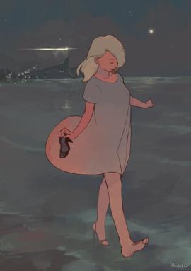 An Evening Stroll