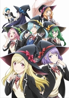 ANIME / 'Yamada-kun and the Seven Witches' to Start April 12; Weaver, MimiMemeMIMI to Create Theme Songs