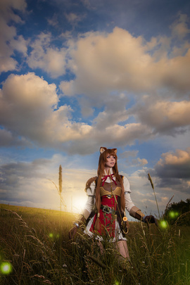 Raphtalia (The Rising of the Shield Hero) Cosplay By Calssara