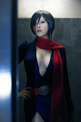 Carla Radames-Resident Evil 6