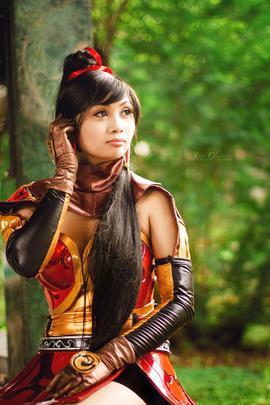 DW7: Lady Lian Shi of Wu