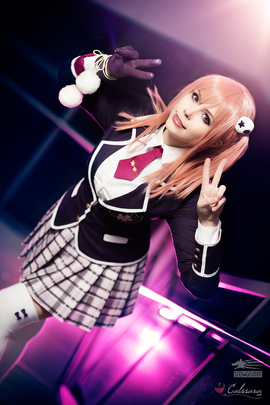 Honoka (Dead or Alive Last Round) Cosplay by Calssara