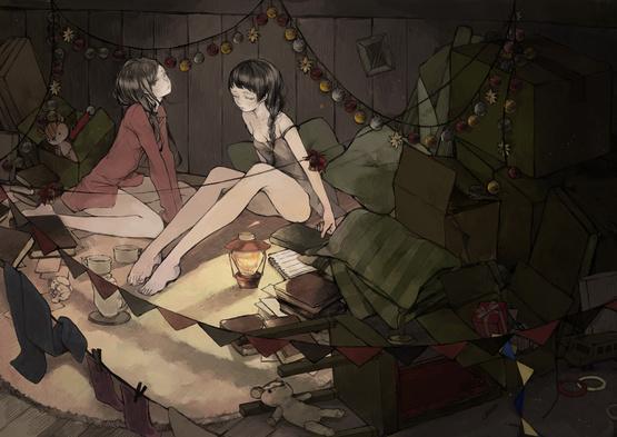 The attic of Dec.