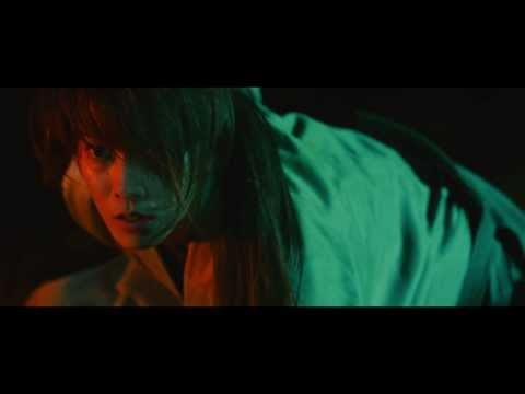 Movie Trailer for Rurouni Kenshin: The Great Kyoto Fire Arc and The Last of a Legend Arc