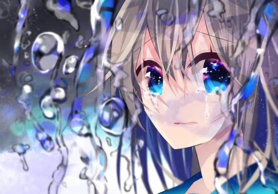 shed tears