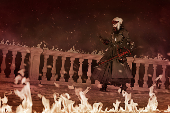 Fate/Stay Night - Saber Alter
