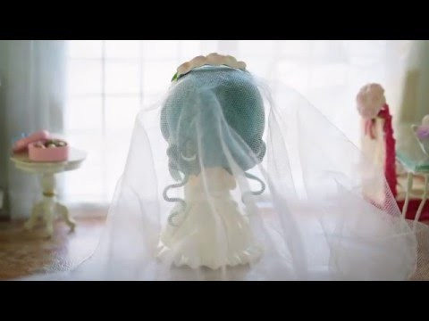 Miku Bride -  Nendoroid Photography Teaser AVP