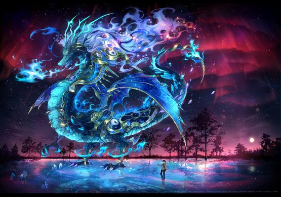 Friend of the Secret Dragon