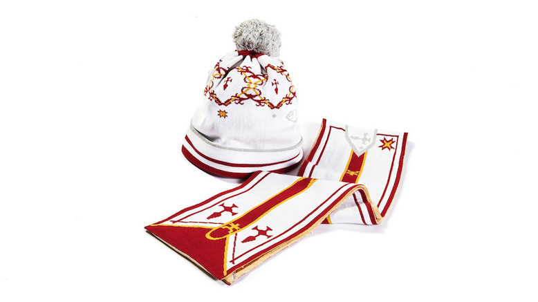 SAO Scarf & Beanie: Asuna model (For Delivery Outside of Japan)