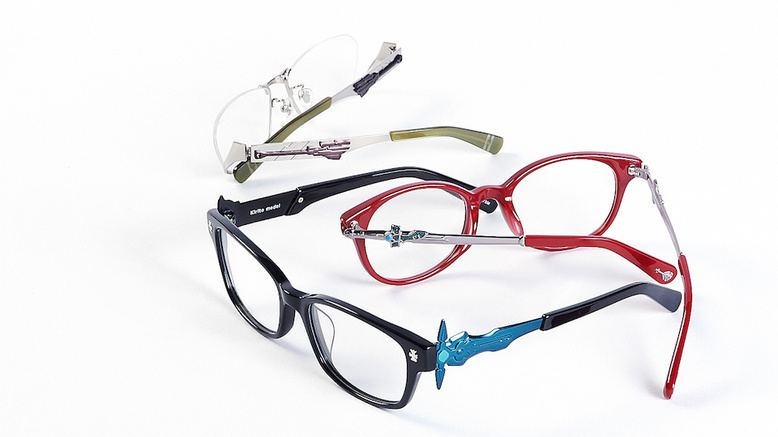 SAO Computer Glasses Complete Set (For Delivery Outside of Japan)