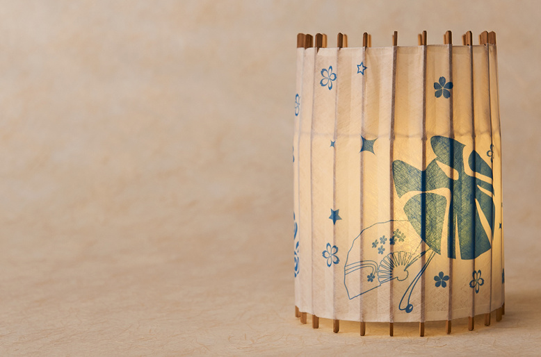 Now accepting a second round of pre-orders for 【THE IDOLM@STER CINDERELLA GIRLS Japanese Style Light Shade】 KOTORI Syuko Shiomi Model (Ships Internationally)