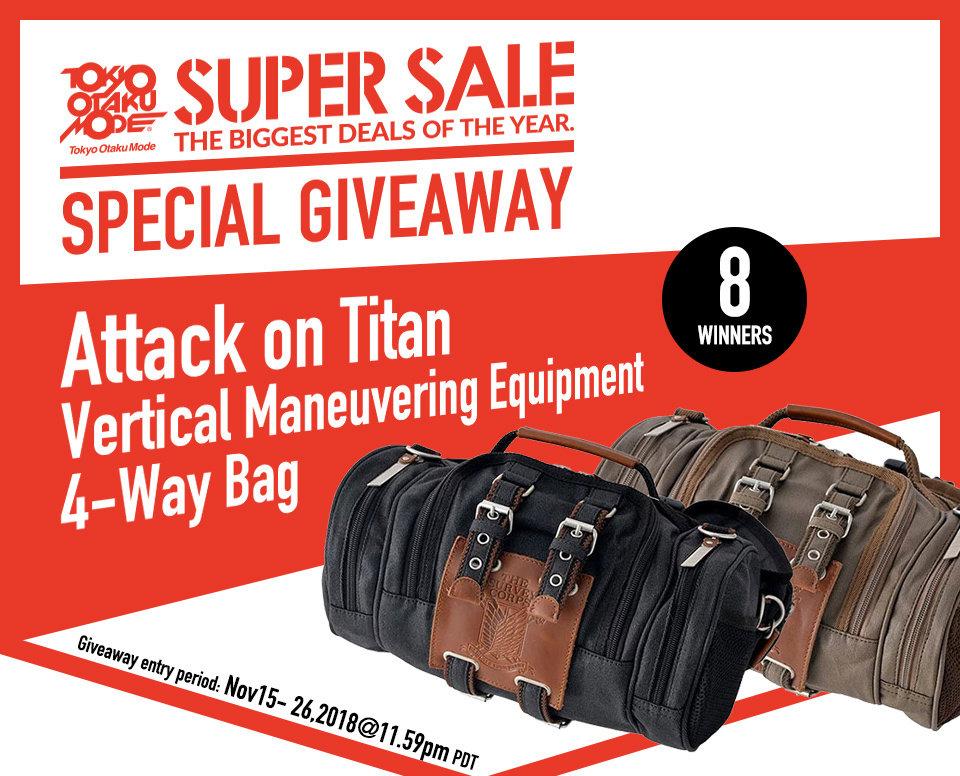 TSS Attack on Titan