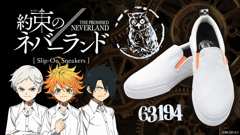 The Promised Neverland Slip-on Sneaker