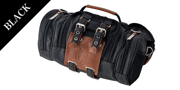 AOT 4-Way Bag: Black (For Delivery Outside of Japan)