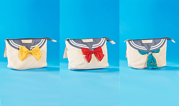 Love Live! Sunshine!! Sailor Pouch Complete Set (For Delivery Outside of Japan)