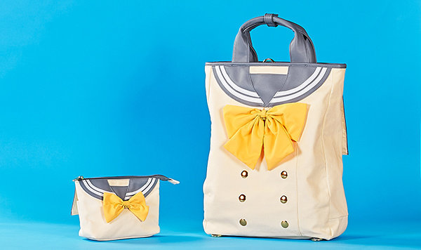 Love Live! Sunshine!! Sailor Backpack and Pouch Set year 1 (For Delivery Outside of Japan)