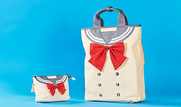 Love Live! Sunshine!! Sailor Backpack and Pouch Set year 2 (For Delivery Outside of Japan)