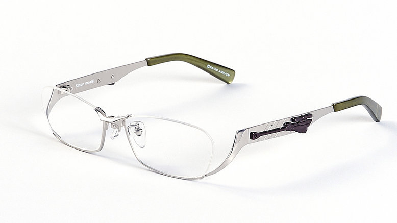 SAO Computer Glasses Sinon Model (For Delivery Outside of Japan)