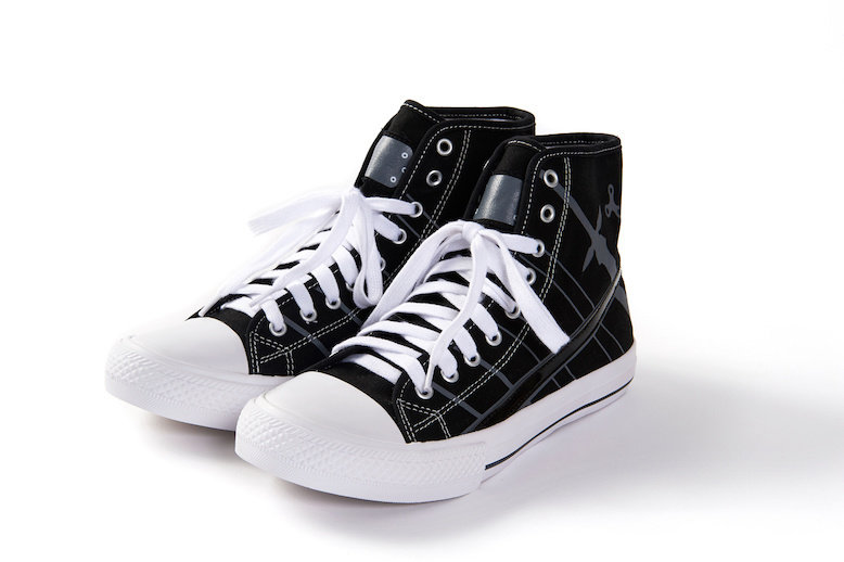 SAO Canvas High-Top: Kirito-Hi (For Delivery Outside of Japan)