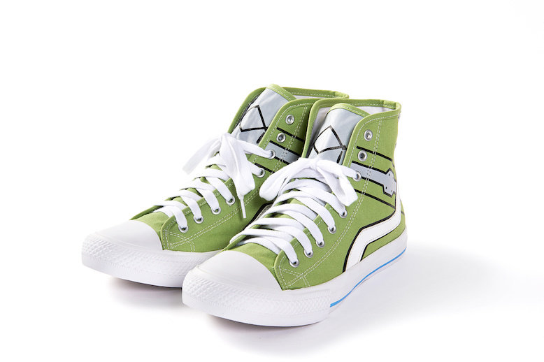 SAO Canvas High-Top: Sinon-Hi (For Delivery Outside of Japan)
