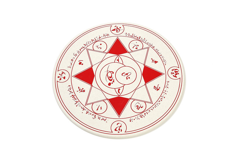 Fate Diatomite Magic Circle Bath Mat (For Delivery Outside of Japan)