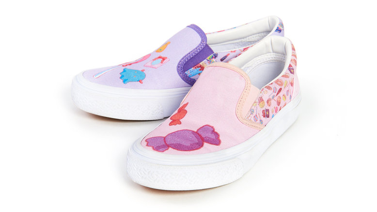 URAHARA x Luna Haruna Slip-on (For Delivery Within Japan)