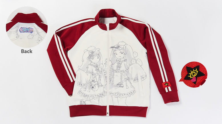 URAHARA x Sumire Uesaka Collaboration Track Jacket (For Delivery Outside of Japan)