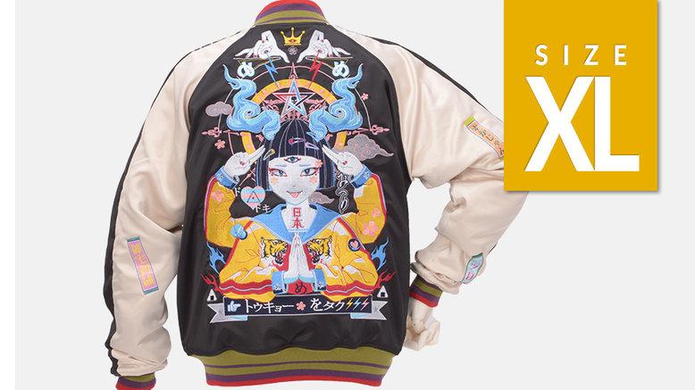 [Regular Price] Tokyo Sukajan (XL Size)